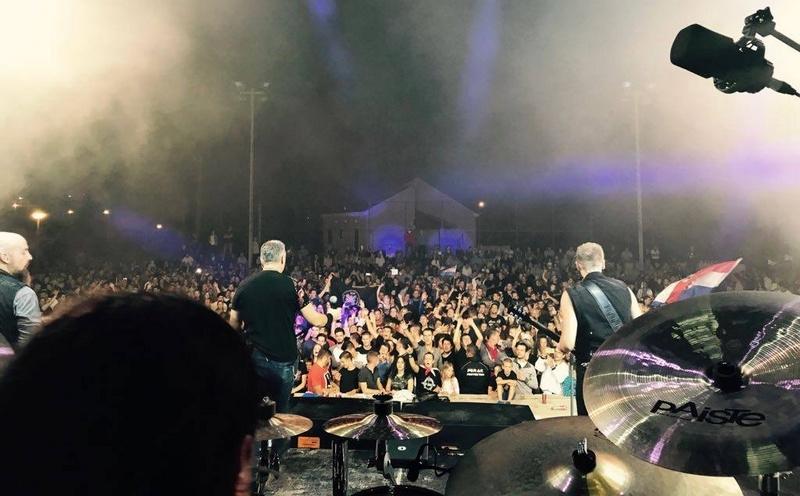 THOMPSON NA GROMAČI 'Ovo je najveći koncert u Gornjim selima ikad'