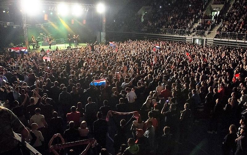 Thompson oduševio publiku u prepunoj dvorani Gradski vrt u Osijeku!