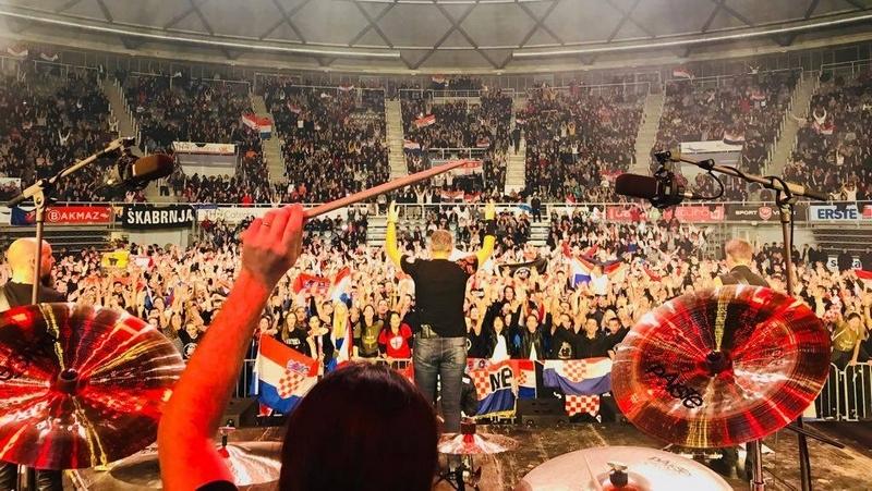 Thompson održao koncert u Zadru