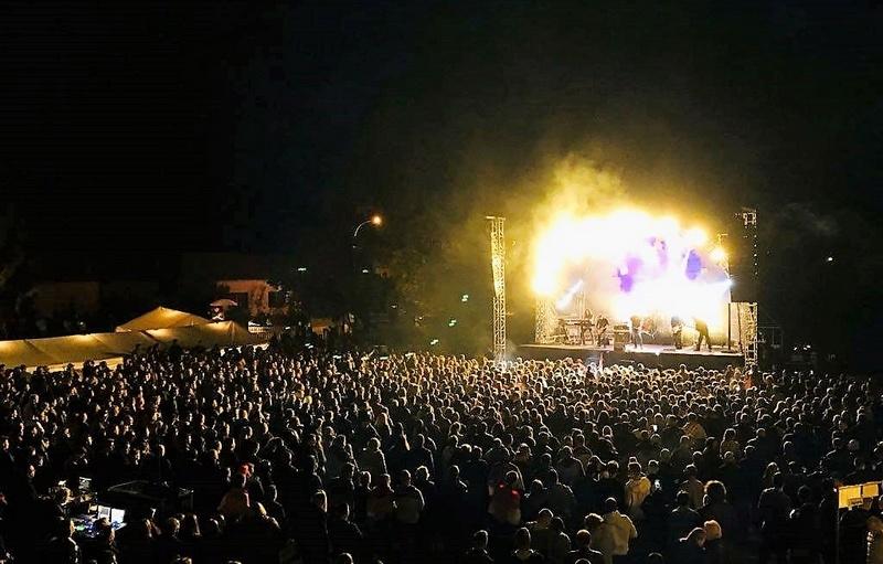 Thompson održao koncert u Grabarju