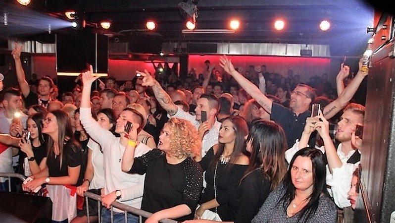 Filderstadt -Thompson i publika