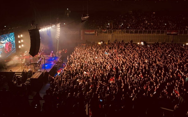Thompson održao spektakularni koncert u Varaždinu, fanovi potegnuli čak i iz Slovačke